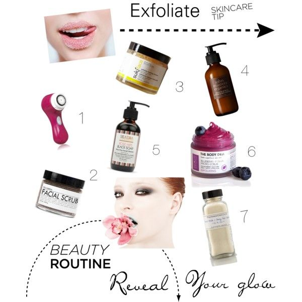 Bio Based exfoliating Products