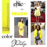 Yellow trend 2014