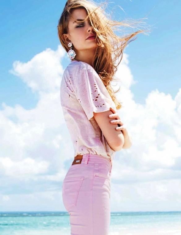 Pink Color Trend Summer 2014 - 6
