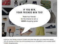 Mint Giveaway: Win A £2,500 Giveaway Plus More