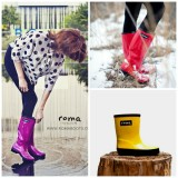Roma All-weather Rain Boots