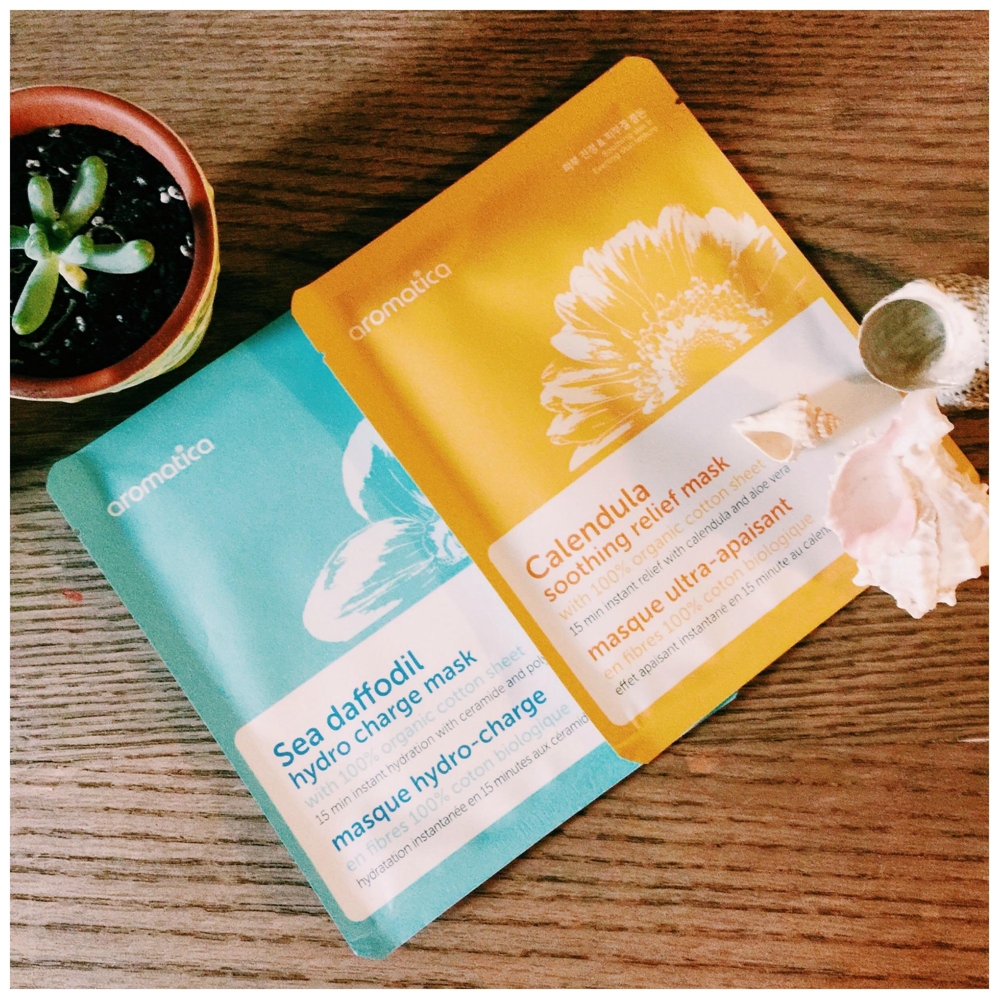 Heel in Brand: Aromatica Skincare
